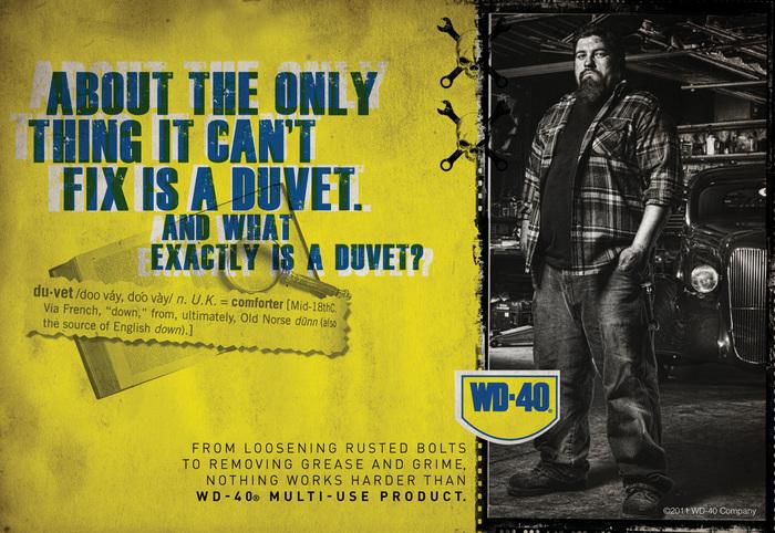 WD-40 print ads 1