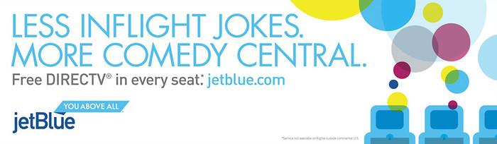 jetBlue Airways ads 2