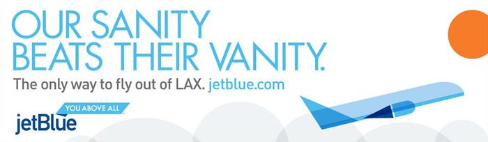 jetBlue Airways ads 1
