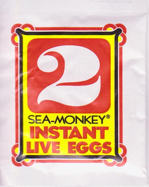 Sea-Monkey packets 2