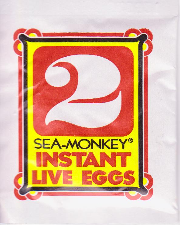 Sea-Monkey packets 2