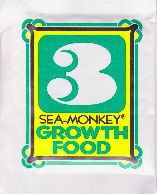 Sea-Monkey packets 3