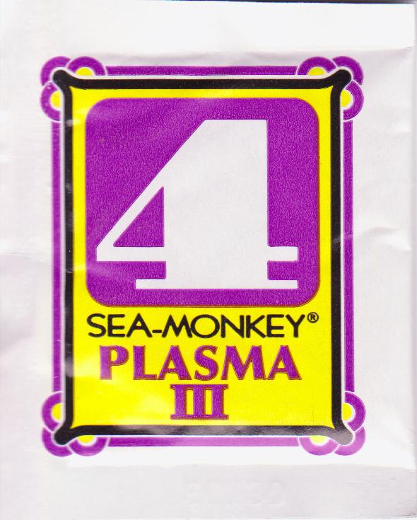 Sea-Monkey packets 4