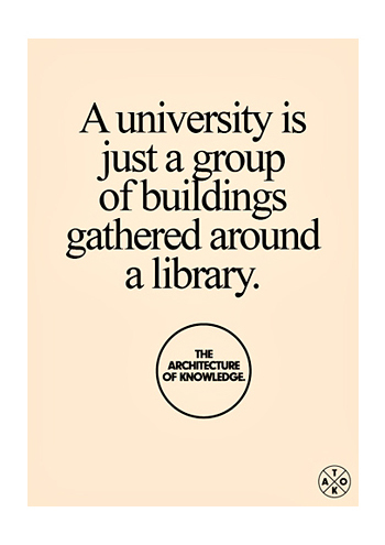 The Architecture of Knowledge 6