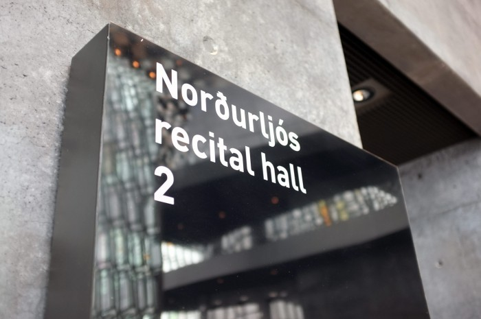 Harpa Concert Hall Reykjavík 2