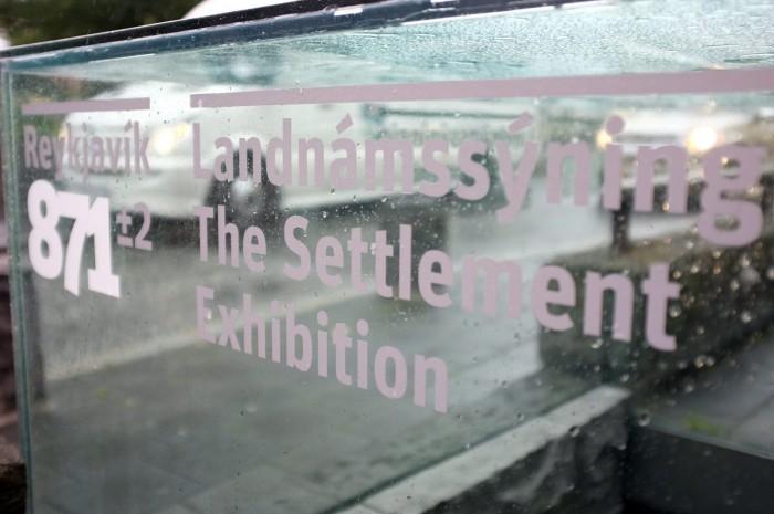 The Settlement Exhibition 2