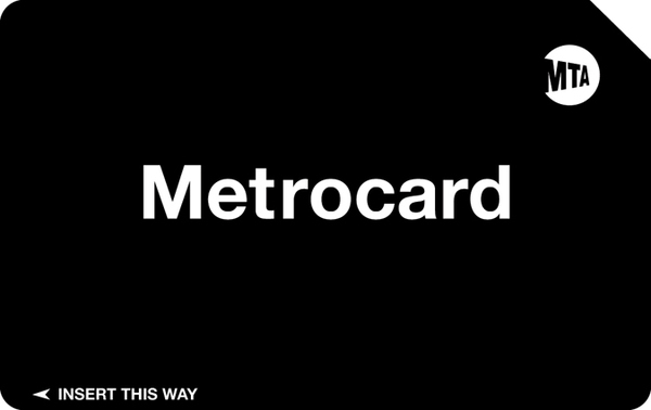 The Metrocard Project 1