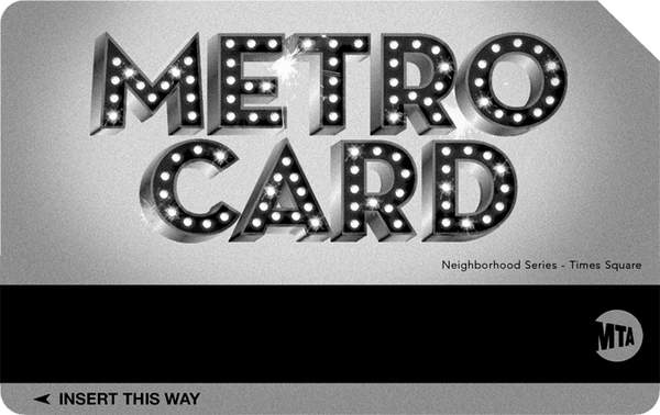 The Metrocard Project 7