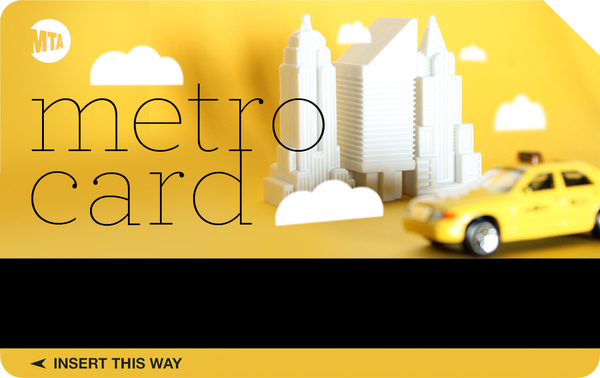 The Metrocard Project 5
