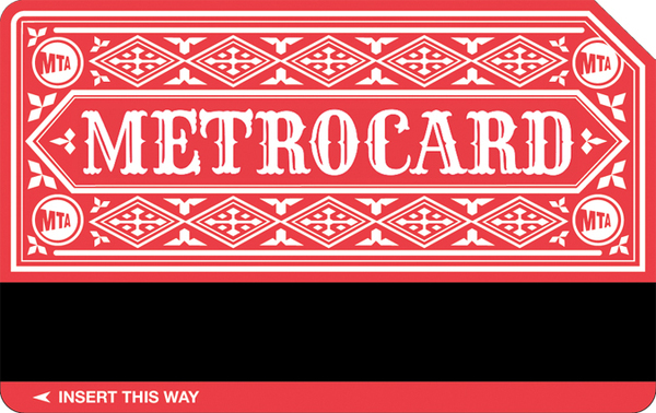 The Metrocard Project 8