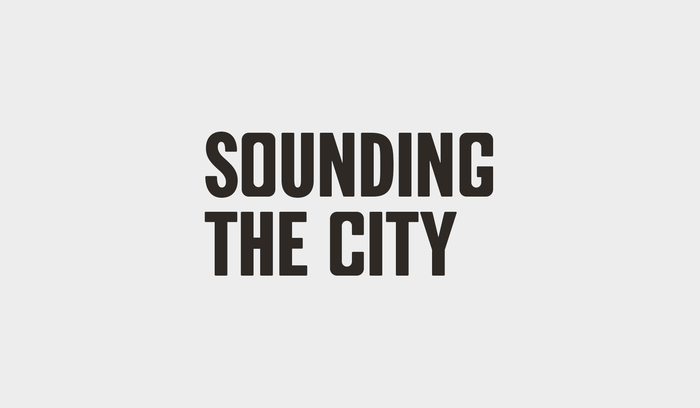 Sounding the City 1