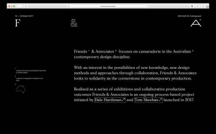 Friends & Associates 3