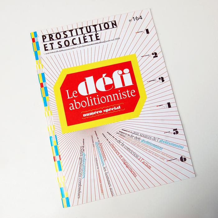 Prostitution et Société magazine, no.164 1