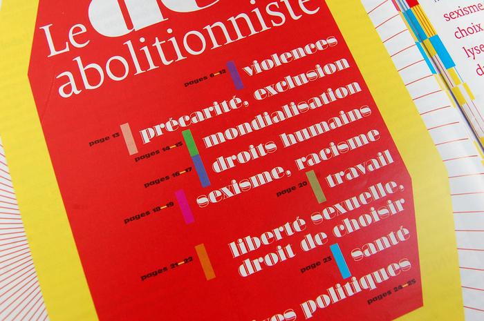 Prostitution et Société magazine, no.164 5