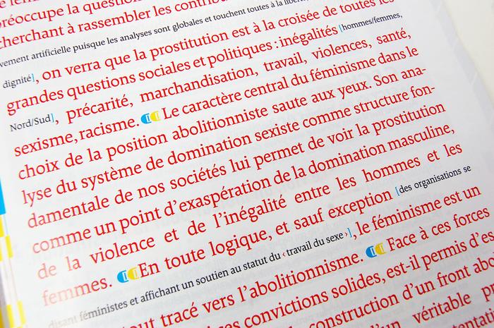 Prostitution et Société magazine, no.164 6
