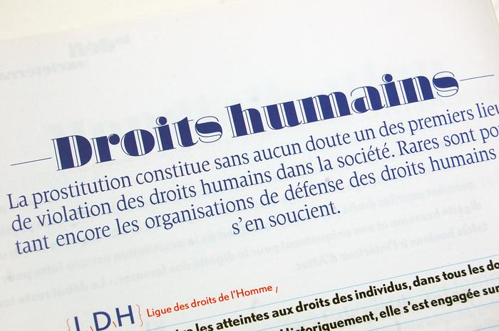 Prostitution et Société magazine, no.164 7