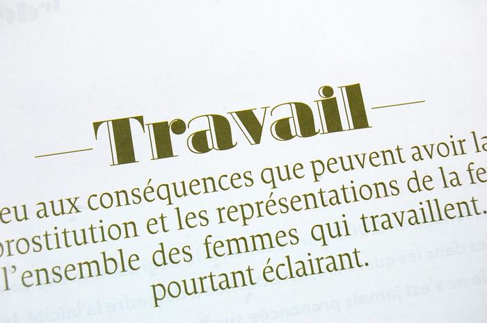 Prostitution et Société magazine, no.164 8