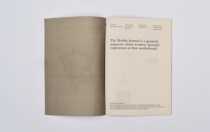 The Mother Journal 3