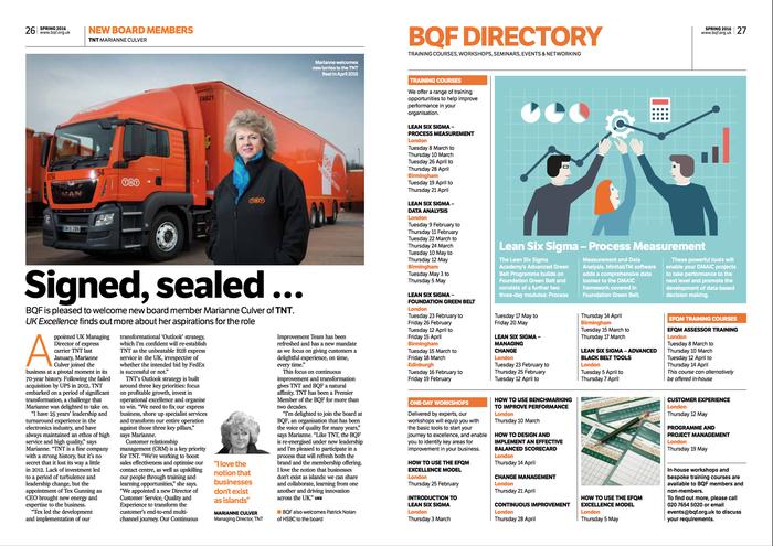 UK Excellence magazine (2011, 2016) 3