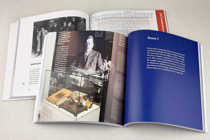 Friedrich Ebert memorial exhibition catalogue 3