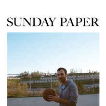 <cite>Sunday Paper</cite>, Issue 01