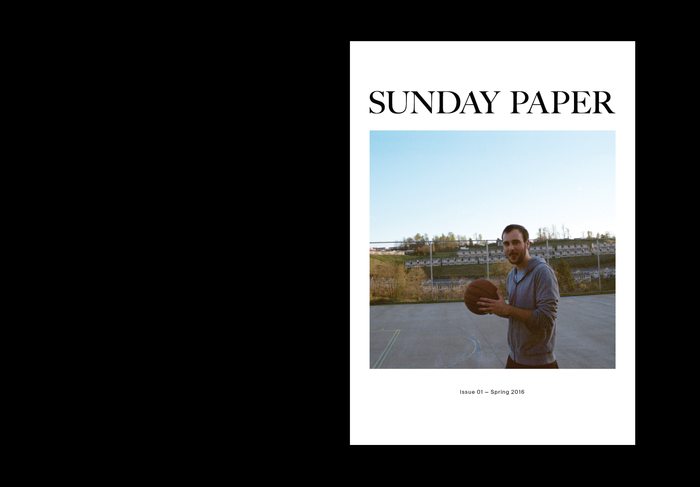Sunday Paper, Issue 01 1