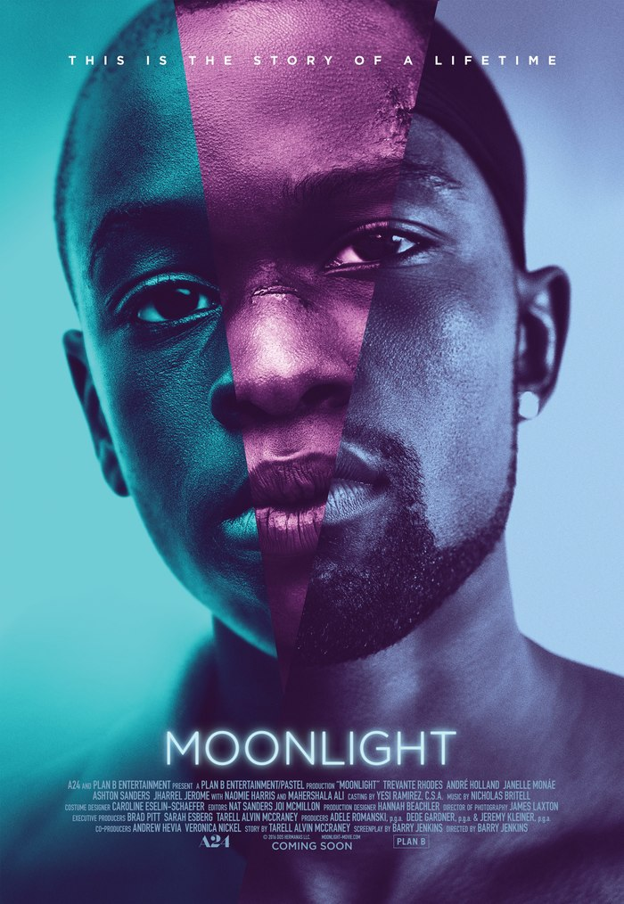 Moonlight movie posters 1