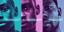 <cite>Moonlight</cite> movie posters