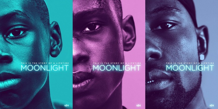 Moonlight movie posters 2