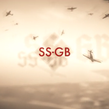 <cite>SS-GB</cite> (BBC series) title sequence