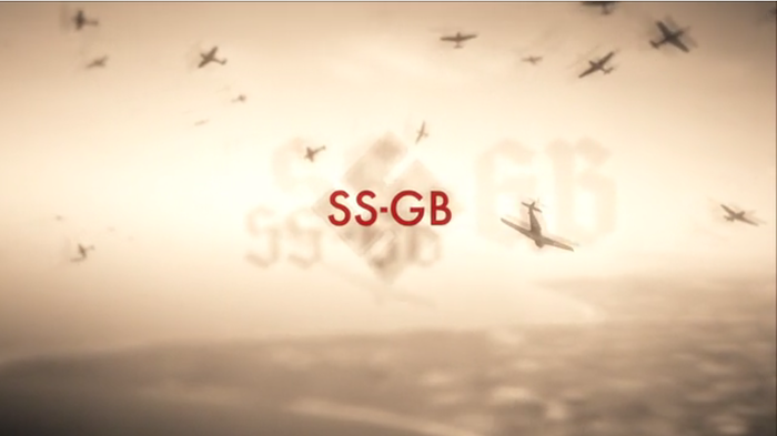 SS-GB (BBC series) title sequence 2