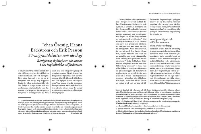 Fronesis magazine (1998–) 3