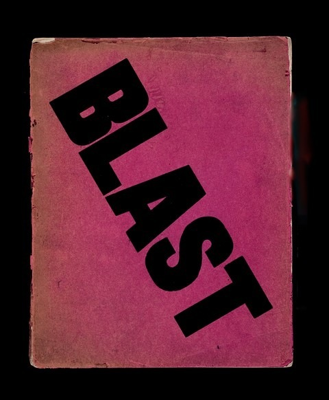 BLAST: Review of the Great English Vortex No.1, by Wyndham Lewis (ed.) 1