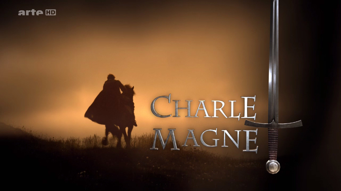 Charlemagne documentary titles, arte 2