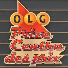Prize Centre / Centre des prix