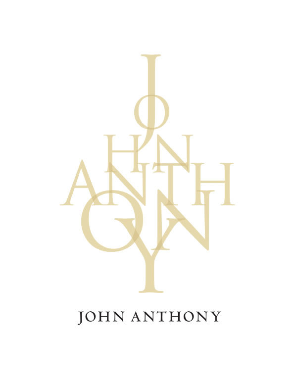 John Anthony wine label 2