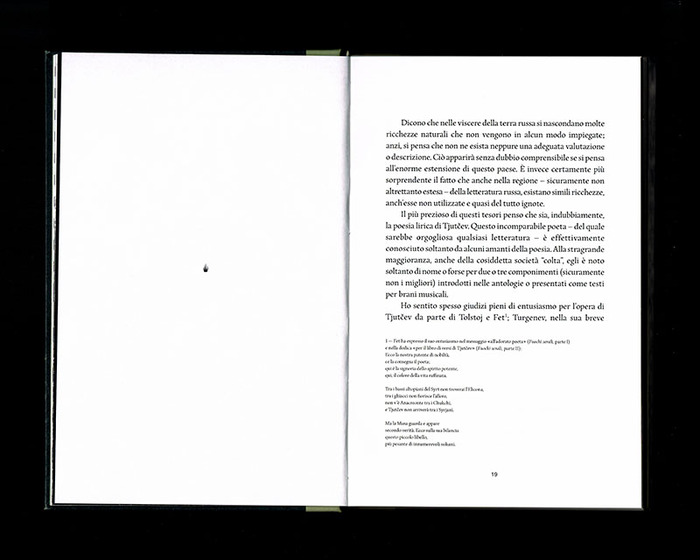 La Russia e l'Occidente, Beatrix Editions 12