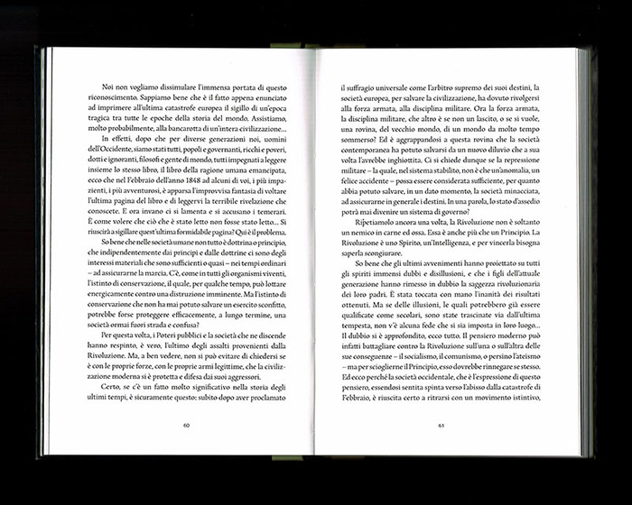 La Russia e l'Occidente, Beatrix Editions 26