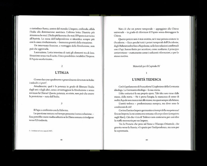 La Russia e l'Occidente, Beatrix Editions 27