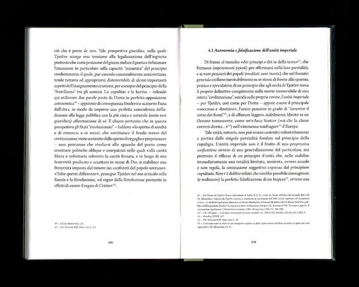 La Russia e l'Occidente, Beatrix Editions 39