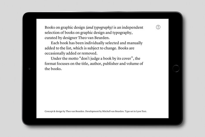 Books on graphic design (and typography) 6