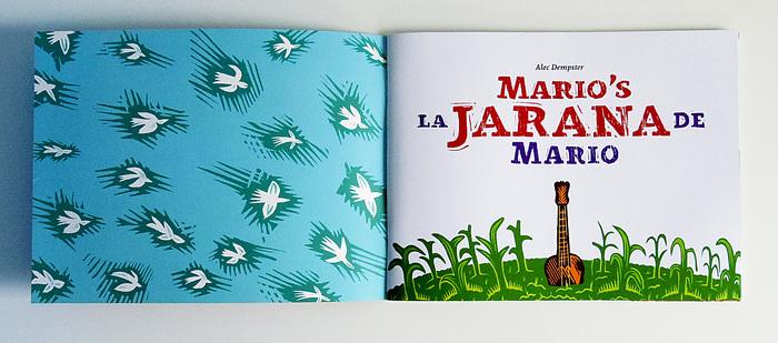 Mario's jarana / La jarana de Mario 2