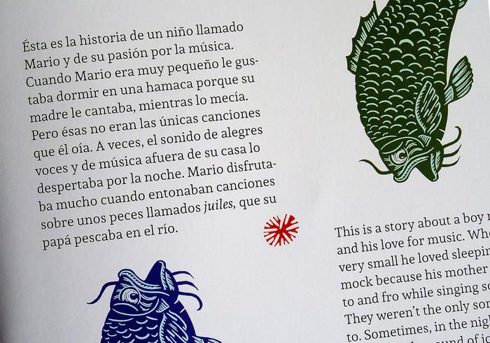 Mario's jarana / La jarana de Mario 4