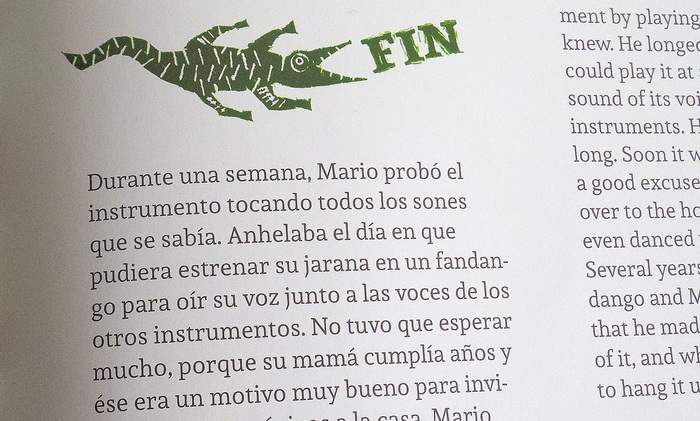 Mario's jarana / La jarana de Mario 18