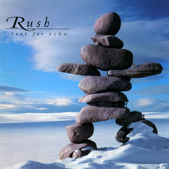 Rush – Test For Echo