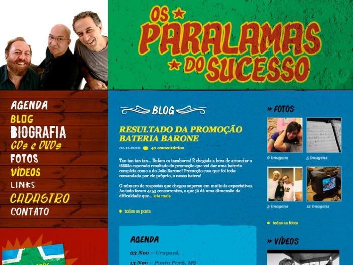 Brasil Afora by Os Paralamas do Sucesso 6
