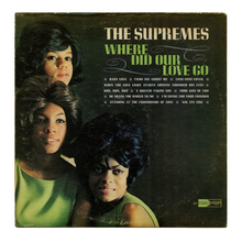 The Supremes – <cite>Where Did Our Love Go</cite>