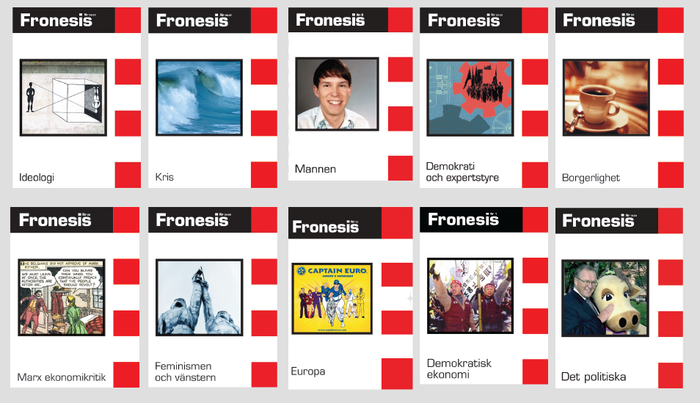 Fronesis magazine (1998–) 2