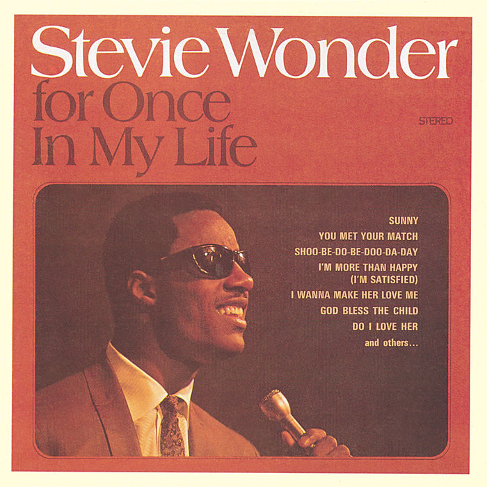 For Once In My Life by Stevie Wonder 2