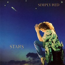<cite>Stars</cite> by Simply Red